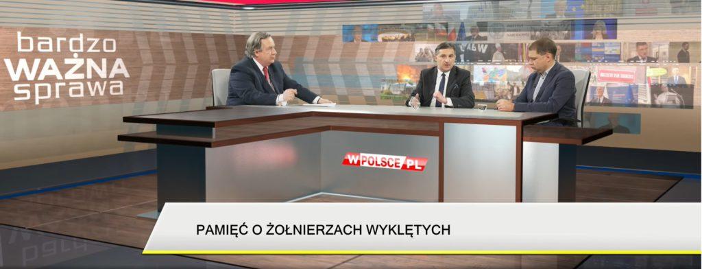 Sylwester Chruszcz i Piotr Szumlewicz - Rozmowa nt. Żołnierzy Wyklętych