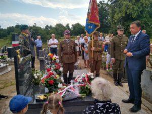 Rocznica śmierci Pułkownika Andrzeja Kiszki