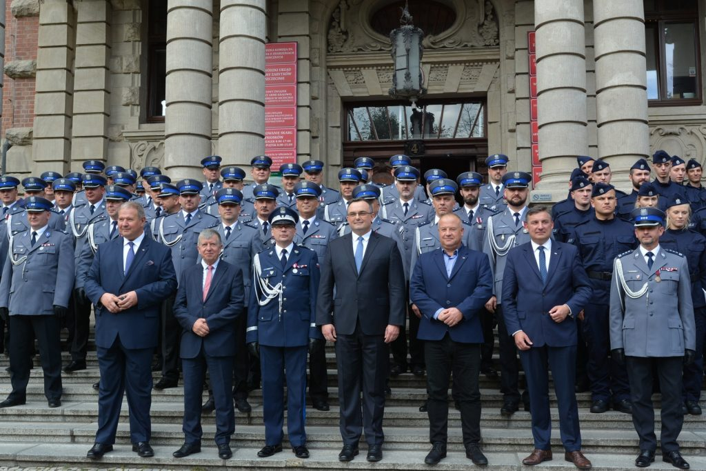 Święto Zachodniopomorskiej Policji
