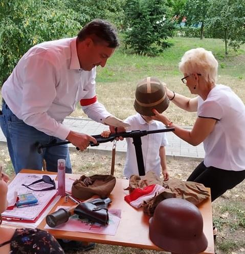 Gryfińskie obchody 75 rocznicy wybuchu Powstania Warszawskiego